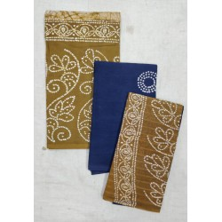 Madurai Sungudi Sarees -BATHICK CHUDI MATERIAL